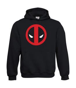 Comiclogo-Deadpool-Men-039-s-Hoodie-I-Hoodie-I-Hoodie-to-5XL