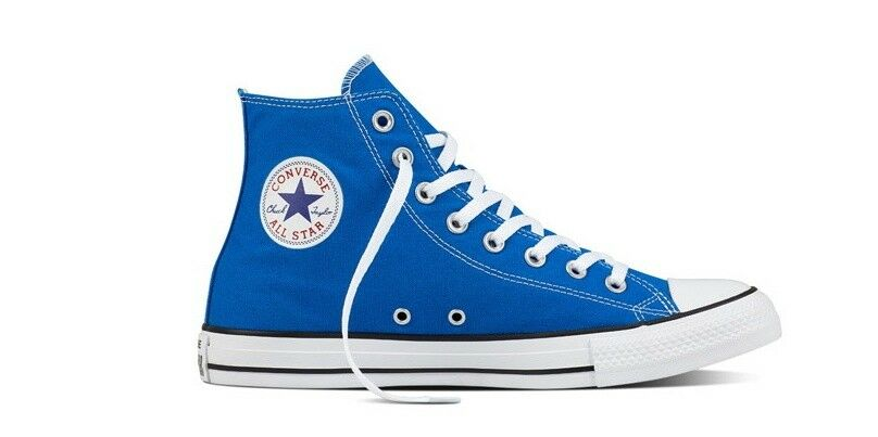 CONVERSE ALL STAR Blau CHUCK TAYLOR COLOR Blau STAR  155566C 07270a