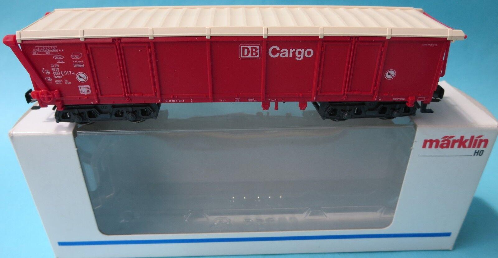 J051 Märklin DB Cargowagen 47162    Zart