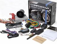 Compustar Cs6502-as 2-way Remote Car Starter & Alarm System (replaced Cs6102-as)