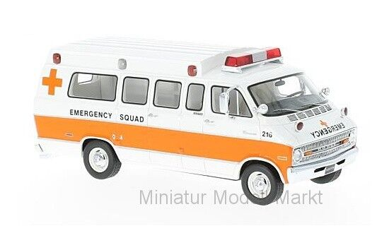 Neo Dodge Horton-Ambulance - 1973 - 1 43