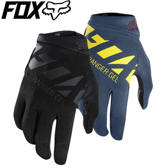 Gloves Fox Ranger Gel Black M