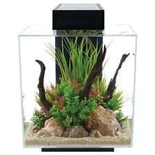 Fluval Edge 2 0 Aquarium Fish Tank 46l Gloss Black