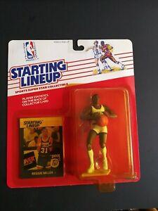 1988 Reggie Miller Starting Lineup Figurine -Tuff Find SEE PHOTOS