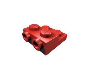 LEGO Platte 2 x 2 x 2/3 mit 2 seitlichen Noppen 10 x rot neu 99206