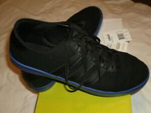 ADIDAS David Beckham NEO Shoes / Black w/ Blue - Size 13 Perfect ...