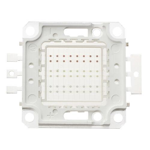 High Power 50W LED RGB Chip Birne Licht Lampe Strahler DIY