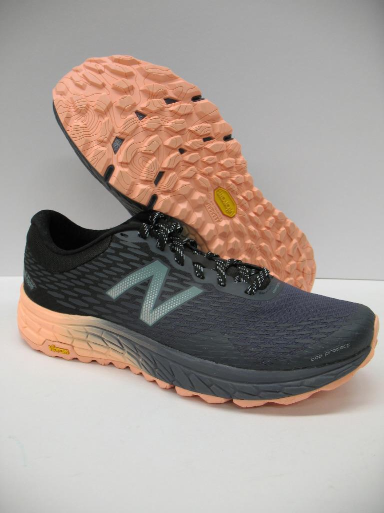 NEU Balance WTHIERO2 Hierro v2 Trail Running Schuhes Sneakers Gray Damenschuhe 9.5