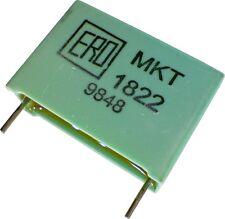 Vishay Roederstein Capacitor 3.3uF 100V 10% MKT 1822 MKT1822