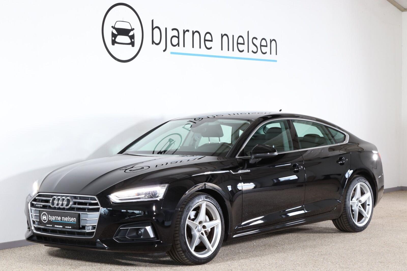 Audi A5 Billede 2