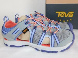 338982f82199 NEW SIZE 1 TEVA MANATEE WILD DOVE SPORT SANDALS GIRLS YOUTH KIDS NIB ...