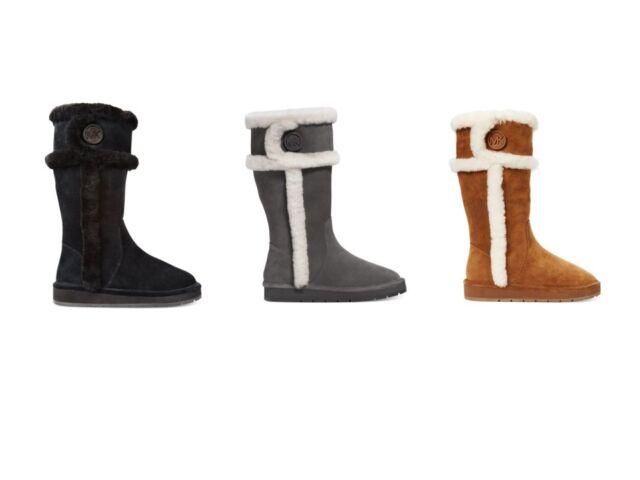 FIA Sali Suede Ankle BOOTS Shoes Sz