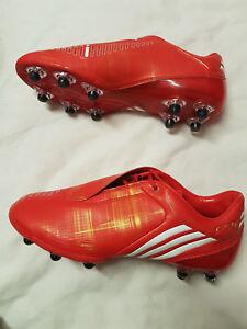 Detalles de Nuevo adidas f50 i tunit UK 8 UE 42 botas de fútbol rare botas de fútbol ver título original