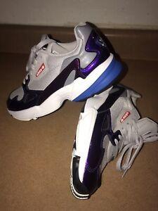 Adidas Falcon W DB2689 grey/purple/blue