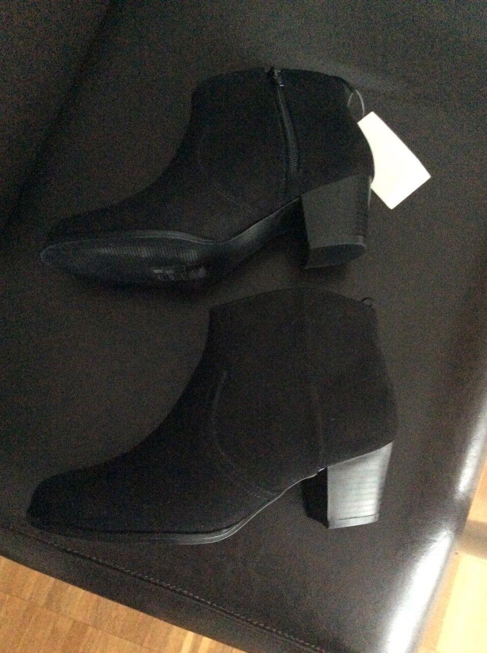Stiefel Stiefelette Damen H&M Blogger Statement Größe 40