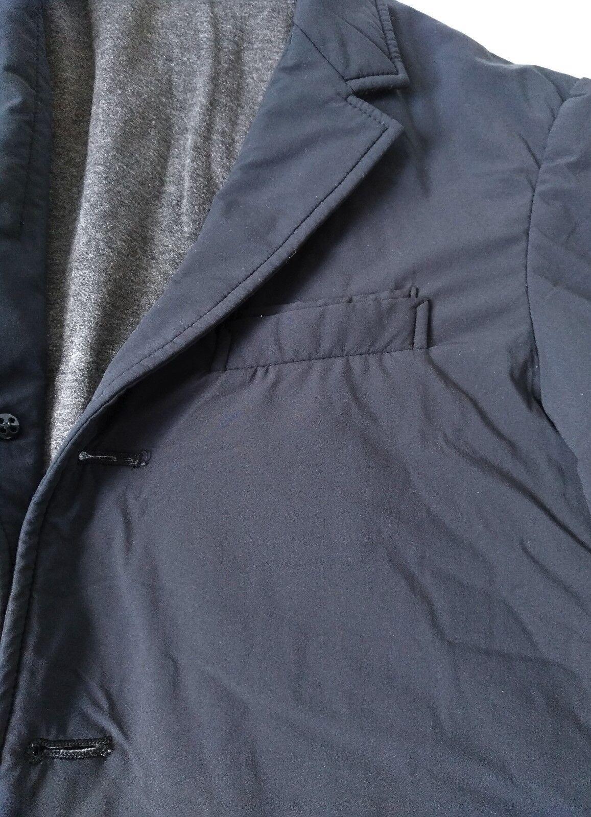 90a6aa46ac Eredeti dzseki ZZegna férfi téli fekete M-L dzseki méret M-L Made Made  Romániában dupla pamut