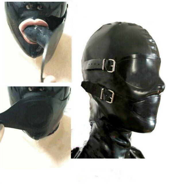 Platex Latex Rubber Full Enclosure Hood with Chlorination NEW RRP £150