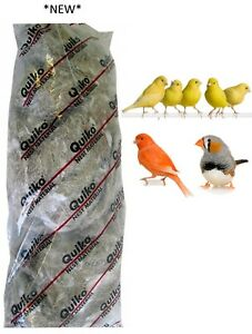 NEW-500G-QUIKO-NATURAL-ANIMAL-HAIR-SISAL-CANARY-FINCH-CAGE-NESTING-MATERIAL