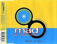 Mad (A. Herrmann) Think of you (1996, feat. Jennifer Romero) [Maxi-CD]