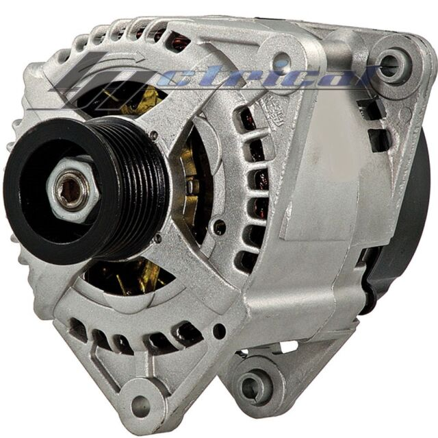 100% NEW ALTERNATOR FOR LAND ROVER DISCOVERY 1996,1997,1998 120A*ONE YR WARRANTY