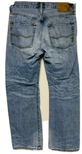 American-Eagle-Outfitters-Mens-28-x-30-Jeans-Original-Boot-Cut-Worn-Distressed