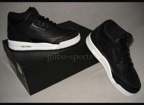 40 36 36 Nike 020 Noir Jordan 38 5 37 39 5 Retro Bg Noir III Air 398614 5 3 38 gwgqxzfT