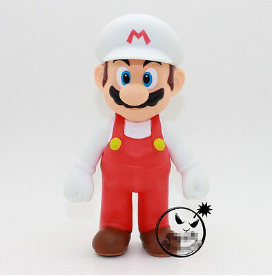 "Super Mario Bros 4.75/"" MARIO /& 5/"" LUIGI Action figures Dolls Free SHIPPING"