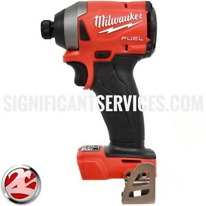 New-Milwaukee-2853-20-FUEL-M18-18-Volt-Brushless-1-4-034-Hex-Cordless-Impact-Driver