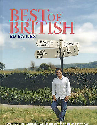 """AS NEW"" Best of British, Ed Baines, Book"