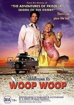 Welcome To Woop Woop DVD - Very Good Condition