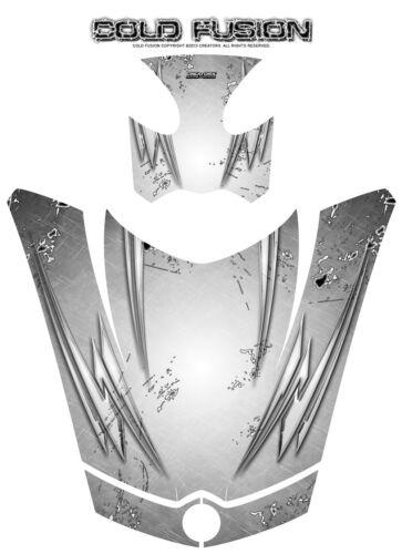 CAN-AM BRP SPYDER RS GS HOOD GRAPHICS KIT CREATORX DECALS CFW