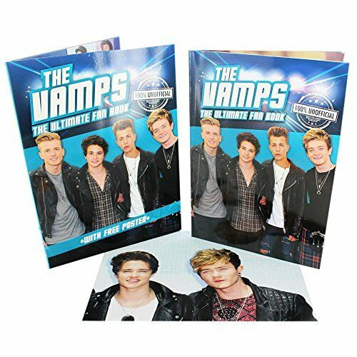 1 of 1 - The Vamps - Ultimate Fan Pack,