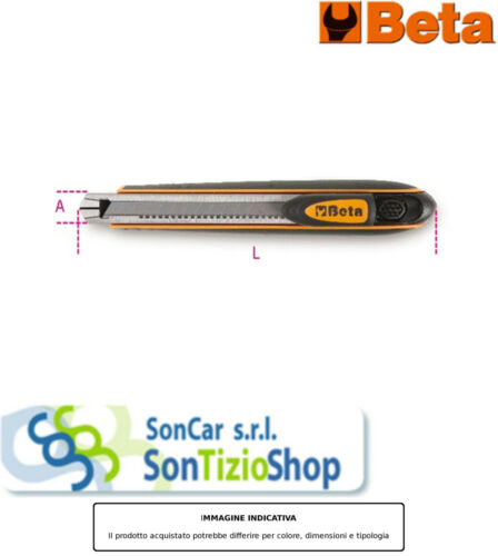 CUTTER BIMATERIALE 9MM BM BETA 1770 BM Articolo Originale
