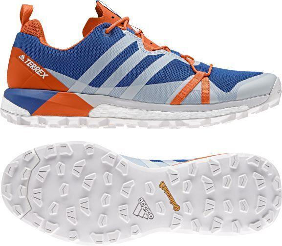 Adidas Terrex agravic zapatos caballero zapatillas trekking senderismo cq1757