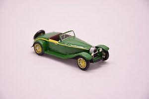 Bugatti 40 Cabriolet 1938 Rd Marmande 1/43 État Neuf