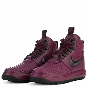 vente chaude en ligne deaa9 512a7 Details about Nike Lunar Force 1 LF1 Duckboot '17 2017 Bordeaux 916682-601  sz 10 New af1 Air