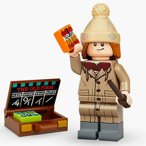 Removed from Packet LEGO Harry Potter Series 2 CMF No.10 Fred Weasley