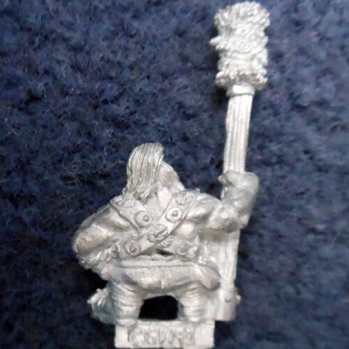 1993 Dwarf Flame Cannon 0837 Crew Swabber Siege Engine Citadel Fire Warhammer GW