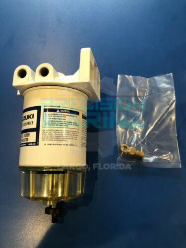 SUZUKI//RACOR OUTBOARD FUEL WATER SEPERATOR ASSEMBLY 99105-20005-ASY
