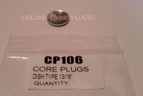 """13//16/"""" plat type Core PlugFreeze PlugExpansionGelWelch Plug"""