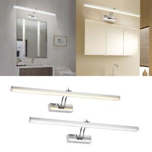 Détails sur 7-12W Appliques Salle de Bain DEL Miroir Lumière étanche  Moderne LED luminaire