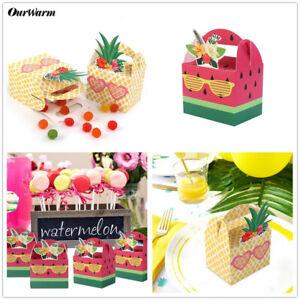 Papier-Cadeau-Boites-Sweet-Candy-Box-Cadeau-Traiter-Sacs-Baby-Shower-Fete-De-Mariage-Sacs