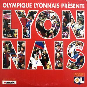 Olympique-Lyonnais-CD-Single-Lyonnais-France-VG-EX