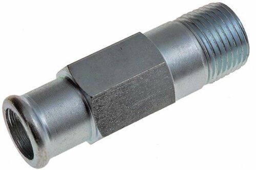 "Dorman HVAC Heater Hose Connector 3//4/"" Hose x 1//2/"" Npt x 2-3//4/"" Long Nipple"