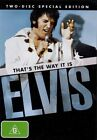 That S The Way It Is 2 Disc Special Ed Elvis DVD R 4