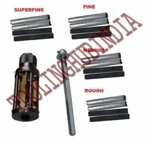 Details about HEAVY DUTY CYLINDER ENGINE HONE KIT - 45 TO 65MM HONING  MACHINE WITH STONES SET