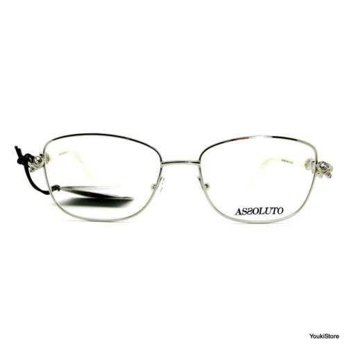 New Occhiali Vista Col 1 Da Eyeglasses Made Assolut0 In Eu69 Italy Hand PqpfEd