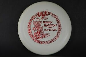 Aviar-DX-Christmas-175g-Dealer-Disc-Vintage-Innova-New-Prime-Disc-Golf-Rare