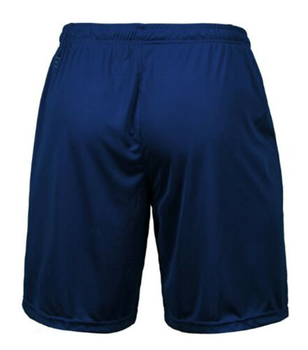 Puma Men LIGA Core Shorts Pants Training Black Navy Running GYM Pant 70343603