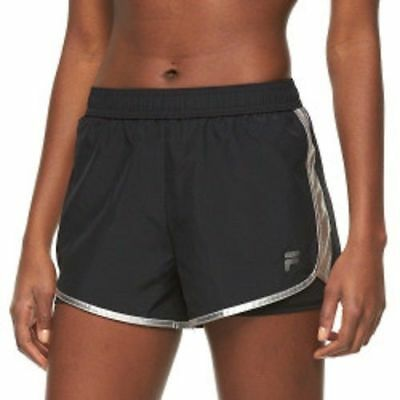 Womens FILA SPORT RUNNING Shorts Performance Eclipse Compression Undershort XS L | eBay